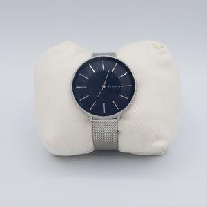 Womens Skagen Mesh Bracelet Watch